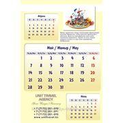 Настенный календарь фото