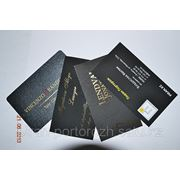 Эксклюзивные визитки фото