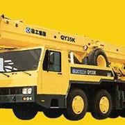 Автокран XCMG QY35K5 фото