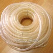 Термостойкий пищевой ПВХ-шланг внутр. диам. 10 мм, стенка - 2 мм фото