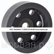 Зерно 270/325 150х12 мм бакелитовый круг для криволинейного фацета стекла фото