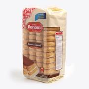 Печенье Савоярди Forno Bonomi 400 гр кор12шт фото