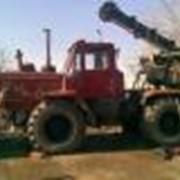 Переоборудование трактора Т 150 фото