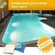 Полипропилен для бассейнов фото