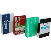 Бумажные пакеты фото