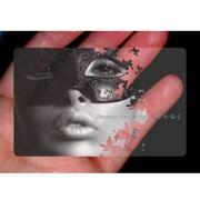 Прозрачные пластиковые карты фото