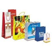 Бумажные сумки фото