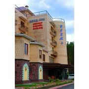 Четырехэтажный оздоровительный комплекс «Әлем +» фото