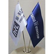 Флаги, флаеры, бейджи, конверты, сертификаты, календари, визитки фото