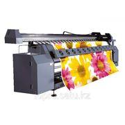 Широкоформатная печать на банере фото