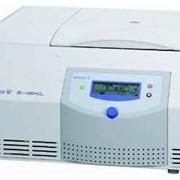 Центрифуга Sigma 2-16KHL с охлаждением и подогревом фото
