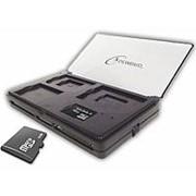 Считыватель карт памяти картридер usb 2.0 бокс для 5 карт памяти Gembird CR-614, CF-XD, TF-microSD, SD-MMC, MS, M2 фото