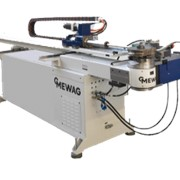 Станок универсальный для гибки труб с ЧПУ от компании MEWAG. RB 42 FK CNC фото