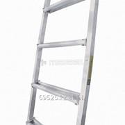 Лестница приставная с широкими ступенями ЛПШ-4,5 т.2 фото