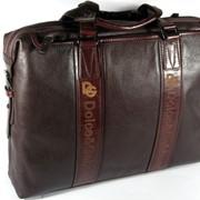 Деловая мужская сумка c отделением для ноутбука Dolce&Gabbana фото