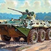 Модель Советский БТР-80А фото