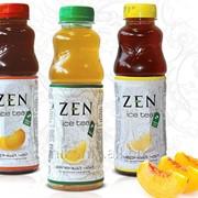 Холодный чай Zen фото