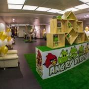Аренда аттракциона Angry Birds Live Харьков фото
