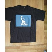 Нанесение на футболки фото