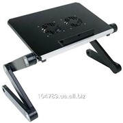 Столик трансформер для ноутбука UFT Т4 black UFT Т4 black фото