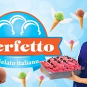 Итальянское мороженое PERFETTO фото