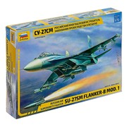 Сборная модель «Самолет Су-27SM» фото