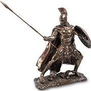 Скульптура Гектор - Троянский принц 29х25х14см. арт.WS-838 Veronese фото