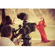 Съемки рекламных роликов фото