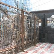 Ворота 5 фото