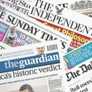 Реклама в СМИ. Реклама в газетах и журналах. фото
