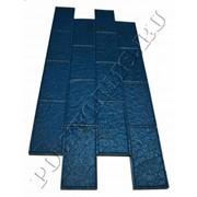 Полиуретановый штамп для бетона Карельский фото