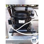 Охладитель молока б/у A-lima Bis на 200 литров открытого типа фото