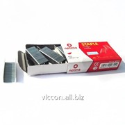 Скобы для степлера №10, optima O40355 фото