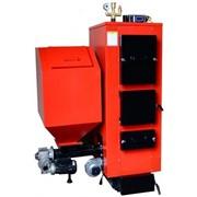 Котел твердотопливный с автоматической подачей Altep КТ-2Е-SH 25 кВт фото