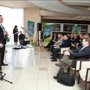 Организация деловых встреч, консульские приёмы фото