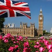 Летние каникулы в Великобритании фото
