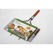 Решетка-гриль+вилка и веер в подарок фото