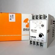 Реле контроля фаз ЕЛ11Е 110B фото