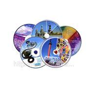 Нанесение на CDR и DVD дисков в алматы фото