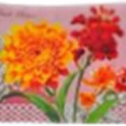 """Тарелка S&T """"Цветы"""" 36 см. 3713 фото"""