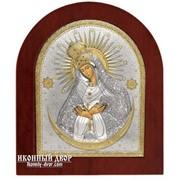 Остробрамская Икона Божией Матери - Защита Дома От Недобрых Людей Код товара: ОGOLD фото