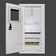 Шкаф монтажный Лоза ШМР-1Ф-8А-В фото