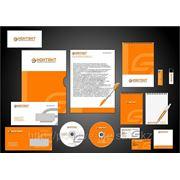Дизайн и разработка фирменного стиля фото