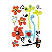 Стикер Stickers 50*70 flower фото