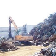 Покупка и переработка металлолома. фото