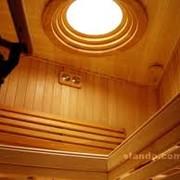 Строительство финских саун из сруба под ключ. фото
