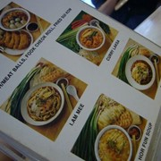 Интерактивное меню для ресторана, бара на базе iPad или Android. фото
