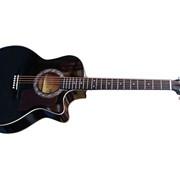 Акустическая гитара Maxtone WGC-400 (TBK) фото