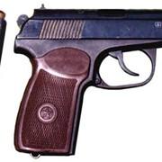 ПМШ 1 Пистолет Макарова Шмайсер фото