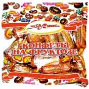 Конфеты диабетические купить в Алматы, Конфеты на фруктозе неглазированные фото